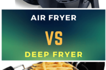 Air Fryer vs. Deep Fryer – Are air fryers good for you?