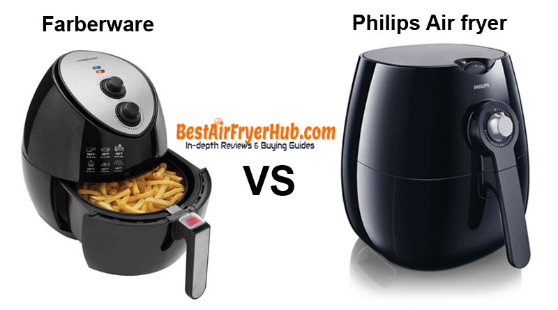 Farberware VS Philips Air fryer