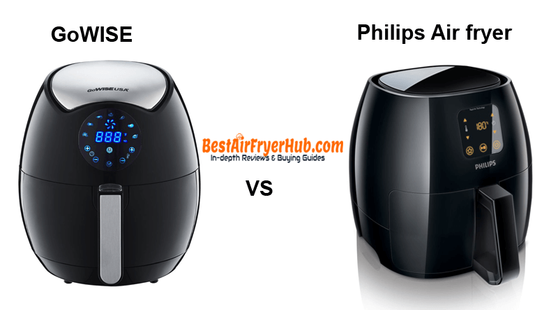 GoWISE VS Philips Air fryer