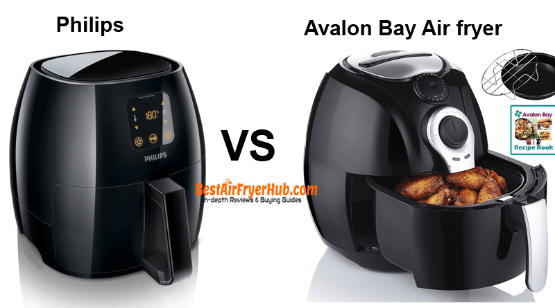 Philips VS Avalon Bay Air fryer