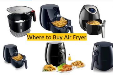 Where to Buy Air Fryer
