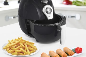 simple chef air fryer reviews