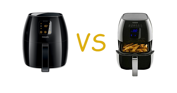 Philips Air fryers VS Nuwave Air fryers