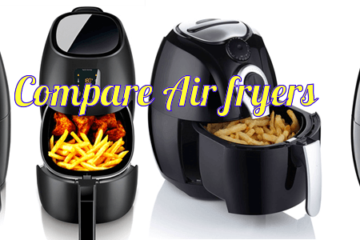 Compare Air fryers