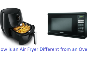 How is an Air Fryer Different from an Oven