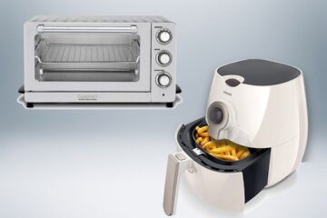 Is an Air Fryer Like a Microwave