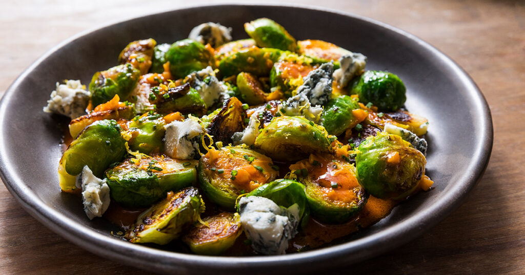 How Do You Cook Brussel Sprouts
