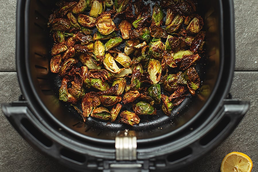 How Do You Cook Brussel Sprouts in an Air Fryer