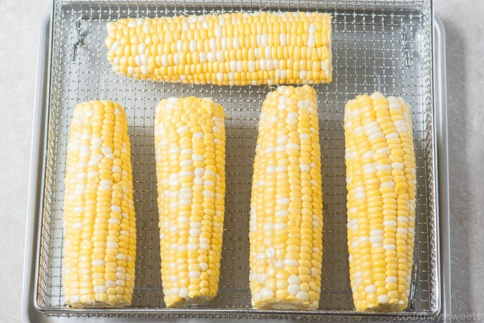 How Do You Cook Corn on the Cob in an Air Fryer