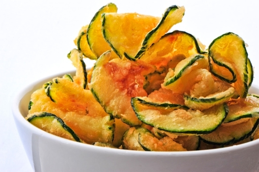 How Do You Air Fry Zucchini Chips