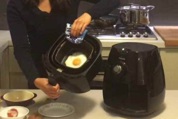 How Do You Cook Eggs in a Philips Airfryer