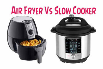 Air Fryer Vs Slow Cooker