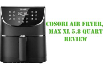 cosori air fryer 5.8 qt