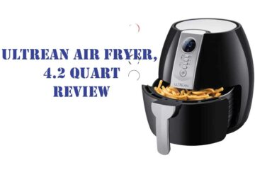 Ultrean Air Fryer review