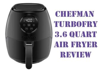 Chefman TurboFry 3.6 Quart Air Fryer