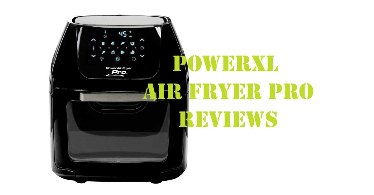 PowerXL Air Fryer Pro