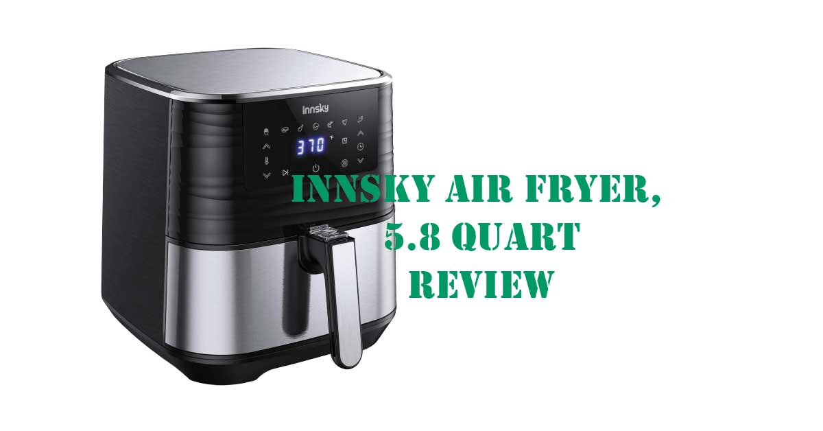 Innsky Air Fryer